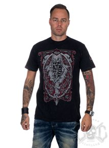 Affliction Dead Mans Chest Tee