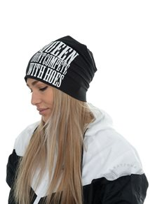 eXc Don´t Compete Beanie, Black